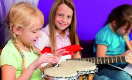 Rhythmusprojekte für Schulen und Kindergärten